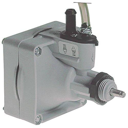 Bartscher doseerapparaat voor vaatwasser TF50, TF515 voor wasverzachter met hulpdrukaansluiting, uitgang 8 mm ø 8 mm ingang 4 mm 10 mm