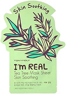 Tony Moly I'm Real - Soothing Tea Tree Face Mask Sheet