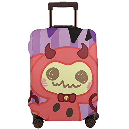 Funda de equipaje de viaje Pok_Em_On Protector de maleta lavable Fundas de equipaje para equipaje de 25 a 28 pulgadas