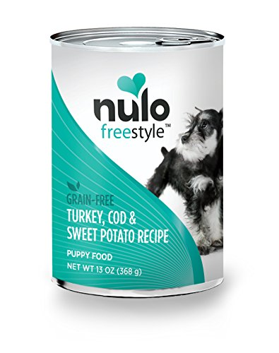 Nulo Puppy Grain Free Canned Wet Dog Food...
