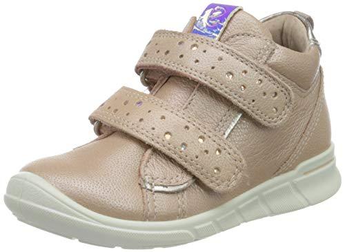 Ecco Baby Mädchen FIRST Sneaker, Pink (Rose Dust 1118), 22 EU