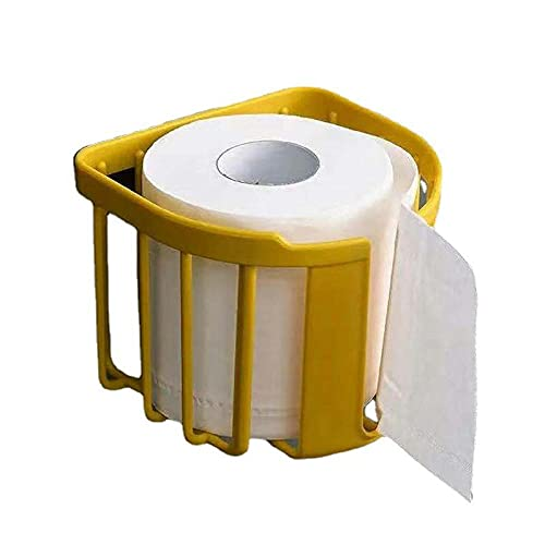 Portarrollos para Papel Higiénico,Fácil Instalación para Aseo,Cocina,Hotel
