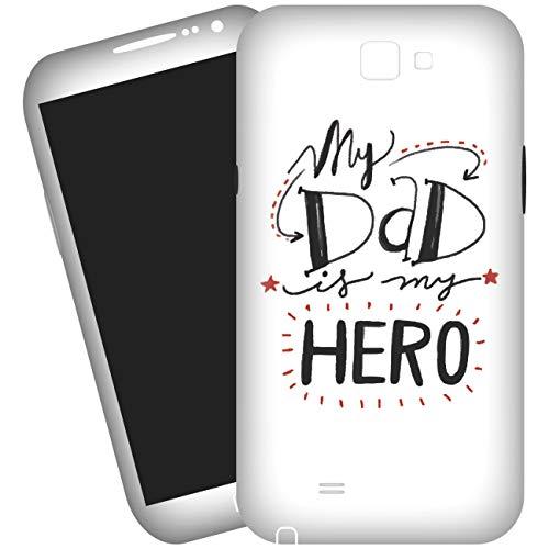My Custom Style Cover 2D #Festa del papà DadHero# per Samsung Galaxy J6 2018