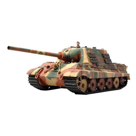TAMIYA 300035295 - 1:35 WWII Deutsche Panzer-Jagdtiger Frü (2)