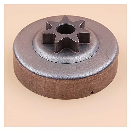 3/8'7 Dientes Clutch Drum Sprocket para S-TiHL MS290 MS390 MS310 029 039 MS311 MS391 MS 290 390 310 311 391 Piezas de motosierra de gasolina