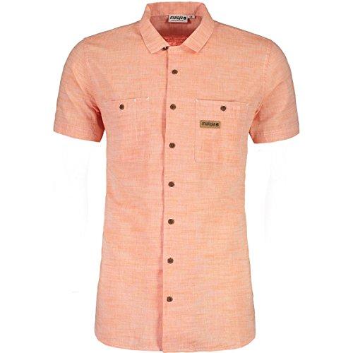 Maloja JonaM T-Shirt Thermique pour Homme, Rouge (Koi), Taille M