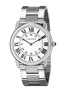 Cartier Rondo Solo Large Watch W6701005 image