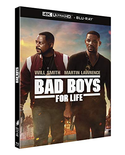 BAD BOYS FOR LIFE - UHD + BD [4K Ultra HD + Blu-ray]