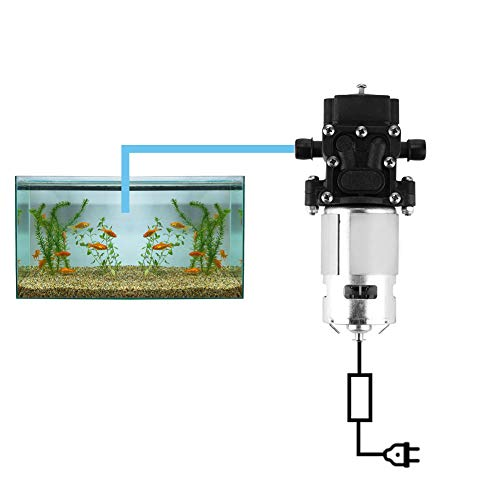 Wifehelper zoetwaterpomp, elektrische wateroverdracht pomp, mini-microfoon, hogedrukpomp, draagbaar, 8 l