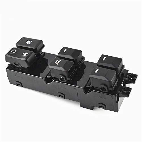 YJDTYM Car Auto Ventana de energía eléctrica Interruptor de reemplazo de Accesorios Fit/Ajuste for Kia Picanto 2012 2013 2014 2015 93570-1Y200