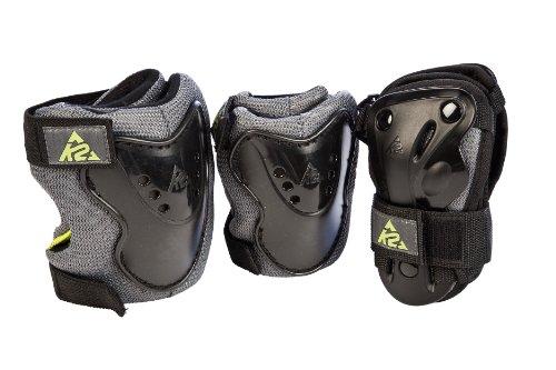 K2 Skates Jungen Moto JR PAD Set Boys Inline Skates Schoner, Mehrfarbig, S