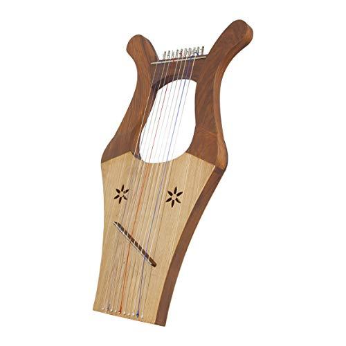Mini arpa Kinnor, Rosewood with ash soundboard