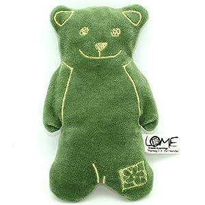 Bio Mini Emli Bär grün