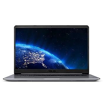 ASUS VivoBook Thin and Lightweight FHD WideView Laptop 8th Gen Intel Core i5-8250U 8GB DDR4 RAM 128GB SSD+1TB HDD USB Type-C NanoEdge Fingerprint Reader Windows 10 - F510UA-AH55