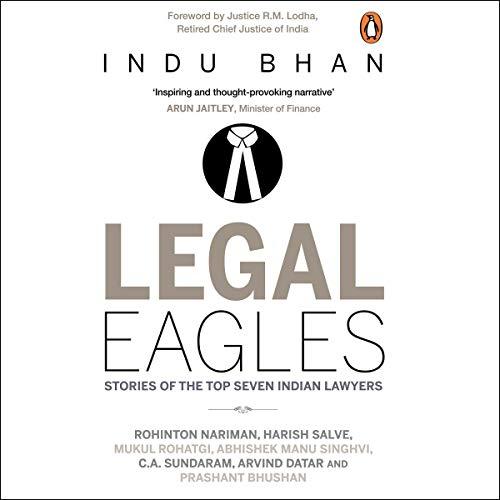 Legal Eagles cover art