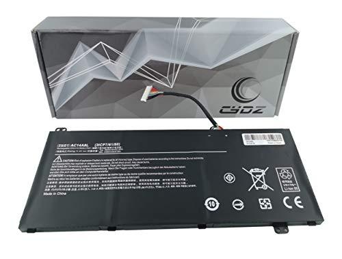 11.4V 4605mAh Laptop Akku AC14A8L 3ICP7/61/80 934T2119H für Acer Aspire V15 Nitro VN7 VN7-571 VN7-571G VN7-572 VN7-572G VN7-591 VN7-591G VN7-791 VN7-791G VN7-792 VN7-792G