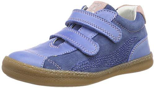 PRIMIGI dziewczęce buty sportowe Ptf 34325, niebieski - Blau Cobalto Bluette 3432522-30 EU