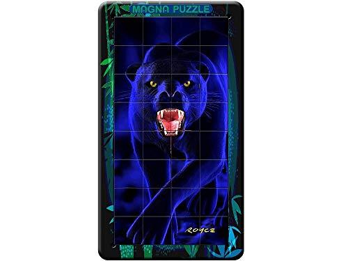 Piatnik 3D Magna 53115 - Puzzle, diseño pantera (32 piezas)