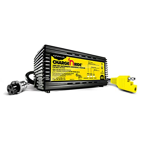Schumacher Universal Battery Charger For...