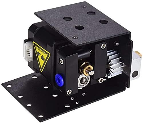 Extrusora Kit de alimentación de alimentador Remoto Extrusora de Repuesto Mejorada Adecuada para Piezas de Impresora Anet A8 Plus de 1,75 mm de diámetro (Color: 1 Pieza) Piezas de Repuesto
