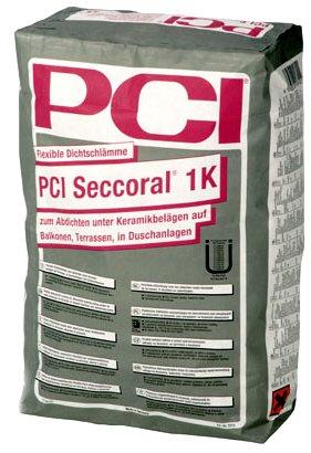 PCI Seccoral 1K 3,5kg flex. Dichtschlämme