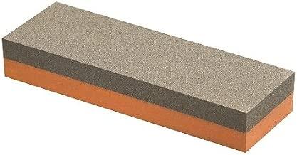 Norton 614636855653 IB8 1-by-2-by-8-Inch Fine/Coarse India Combination Oilstone, Red