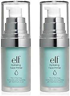 E.l.f. Hydrating Face Primer, 0.47 Fluid Ounce 2 Pack