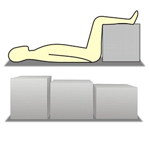 Unbekannt Schaumstoff-/ Bandscheibenwürfel/Stufenbett 50x45x40 cm (ohne Bezug)