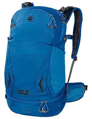 Jack Wolfskin Unisex– Erwachsene Moab Jam 34 Rucksack, Electric Blue, One Size