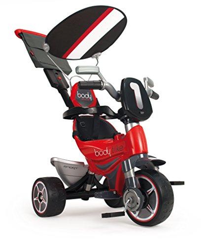 INJUSA- 325 Triciclo Infantil Body Sport Evolutivo con Control Parental de Dirección...