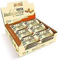 Applied Nutrition Indulgence Bar Proteïnegrendel Eiwit Eiwitriegel 12x50g (White Choco Salty - Slzige White Chocolade)