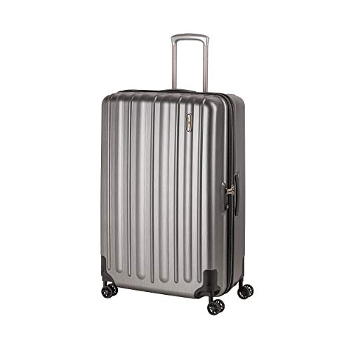 Hardware Profile Plus Volume 4-Rollen Trolley 75 cm metallic Grey
