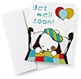 Amazon.com Gift Card for any amount in a Greeting Card (Get Well Soon Design)