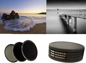 nd1.2/ Haida Filtro ND grigio Slim Pro II MC coprilente con manico interno /mm / multistrato 16/X /46/