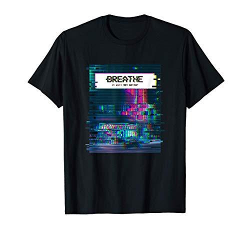 Vaporwave Aesthetic Anime Girl Regalo Camiseta