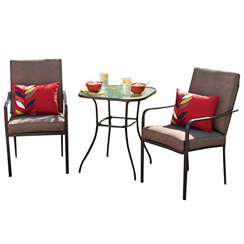 Groovy Where To Buy Crossman 3 Piece All Weather Square Outdoor Gmtry Best Dining Table And Chair Ideas Images Gmtryco
