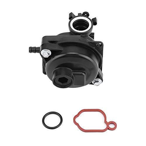 TOPINCN Sostituzione del carburatore in plastica del Motore per Briggs & Stratton 799583 Rasaerba a Motore a Prezzi accessibili Parti Nuovi Accessori