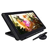 2021 HUION KAMVAS 12 Drawing Tablets with Screen USB-C to USB-C Connection Android Supported 11.6 inch Pen Display Full-Laminated AG Monitor 120% sRGB Tilt 8192 Levels Pressure - Stand Included