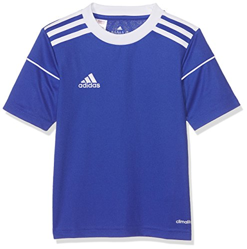 adidas Herren Squad 17 Jsy Ss T-shirt, bold blue/White, 116