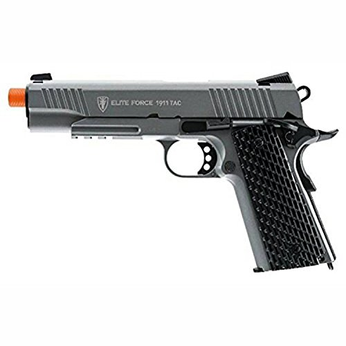 elite force 1911 tactical grey airsoft...
