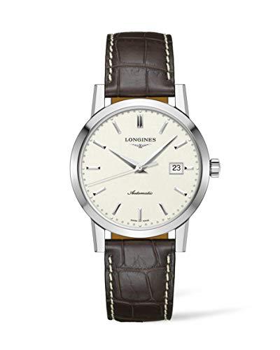 Longines Heritage L4.825.4.92.2 - Reloj automático para Hombre, Esfer