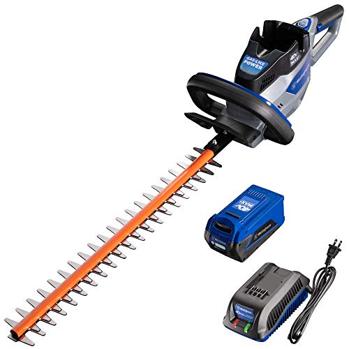 Find Cheap Westinghouse 40V Cordless Hedge Trimmer, 2.0 Ah Battery and Charger Included