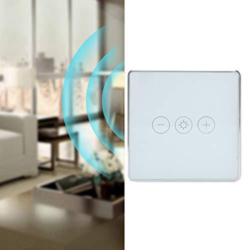 Oreilet Interruptor de Pared, Control Remoto WiFi de tamaño pequeño, Interruptor Inteligente, Control de Aplicaciones de teléfono para hogares u oficinas para Trabajadores