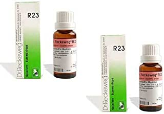 Dr. Reckeweg - - R23 Homeopathic Medicine