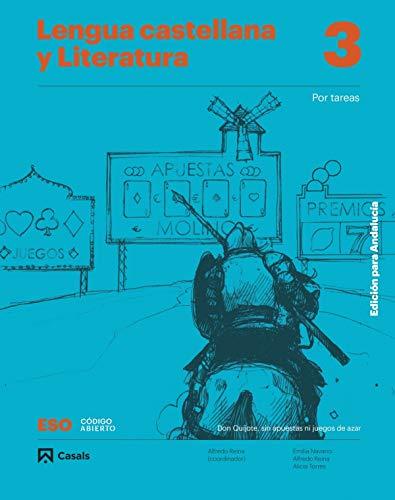 Lengua castellana y Literatura 3 Eso 2020 por Tareas Andalucía (Código abierto)