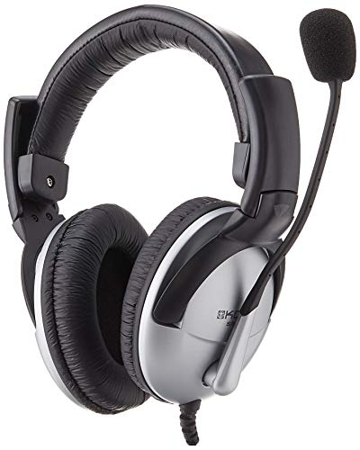 Koss | 'SB45' Computer Gaming Headset (3.5 mm Jack) - Silver | Bl