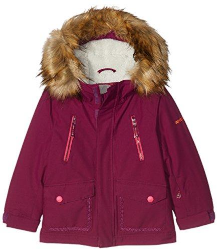 Ziener Kinder ABUDO Jacket ski Skijacke, Plumberry, 128