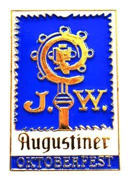 Beste Auswahl e.K. Augustiner-Pin Pins, Anstecknadeln, Abzeichen, Broschen, Button, Brauerei Pin, Hutanstecker, Oktoberfest Pins