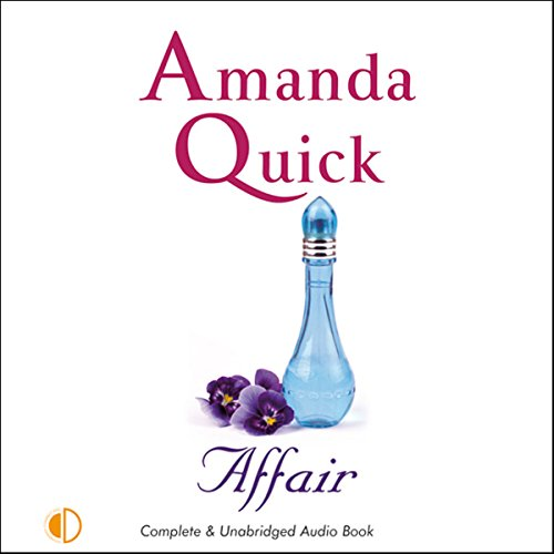 Affair audiobook cover art