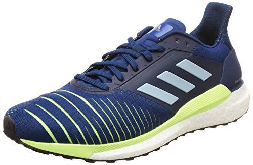 Adidas Solar Glide M, Zapatillas de Deporte para Hombre, Multicolor (Marley/Gricen/Amalre 000), 46 EU